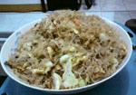 Recipe of spicy fried bee hoon