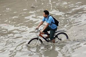 Another typhoon hit Luzon area