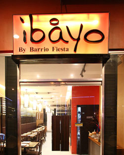 Ibayo Restaurant at San Miguel by the bay