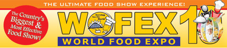 World Food Expo in Manila
