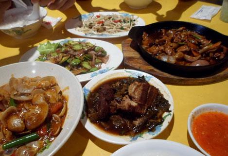 Taiwanese Porridge at ABC Market Food Court