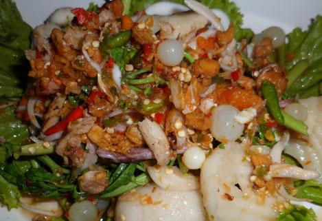 Mum Aroi Thai restaurant near 3rd Road, Pattaya