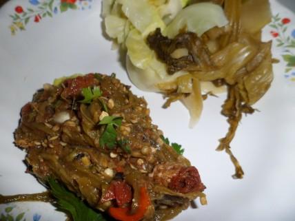 Special Chiangmai chili paste Namprik Num