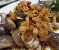 Snails and shells siesta in Saigon